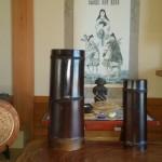 天空だより 3月号 No.1【竹の花器を頂きました】